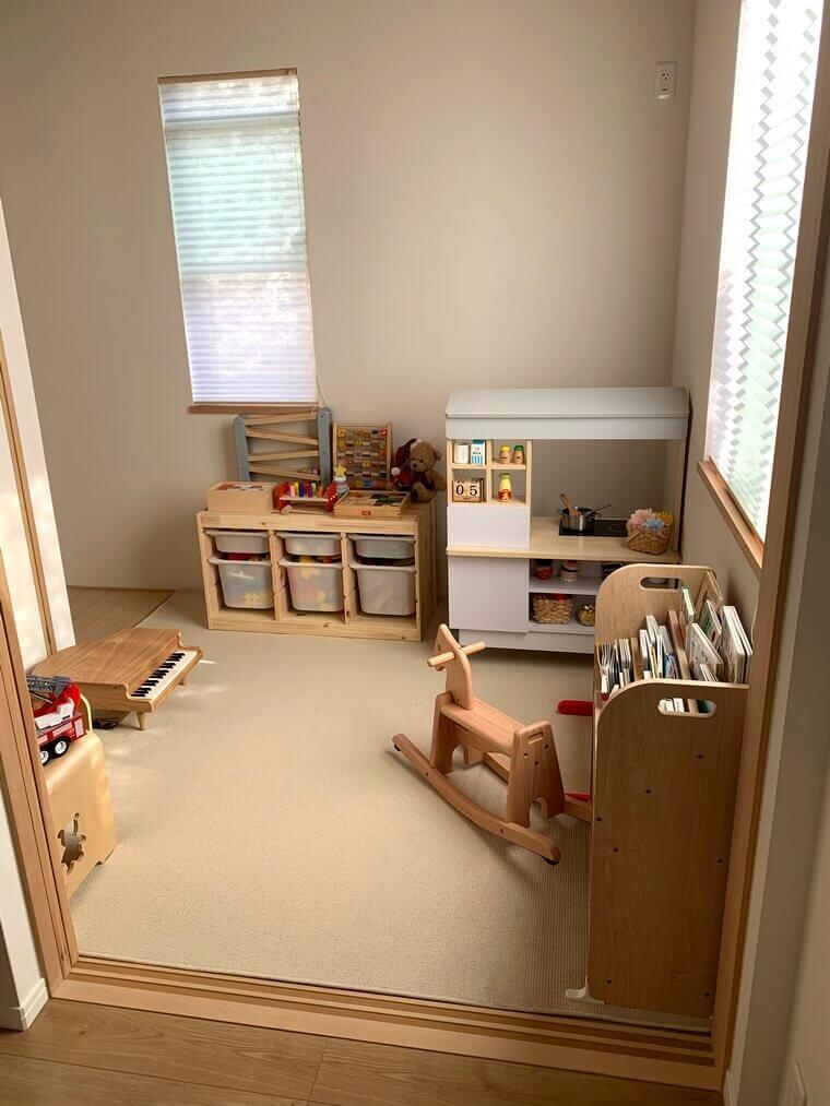 和室に敷くカーペット