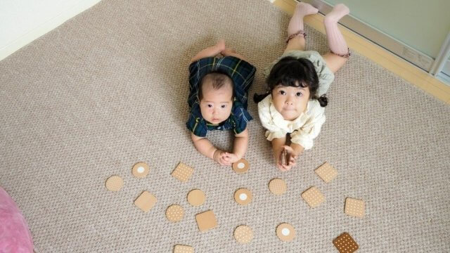 お子様用にも使える汚れに強い抗菌カーペット