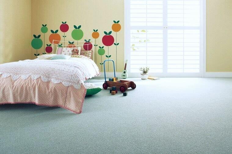 撥水&防汚カーペット・絨毯 オーダー対応「ARCODE/アルコデ」は汚れに強い人気の撥水加工!遊び毛が出にくい程よい手触り