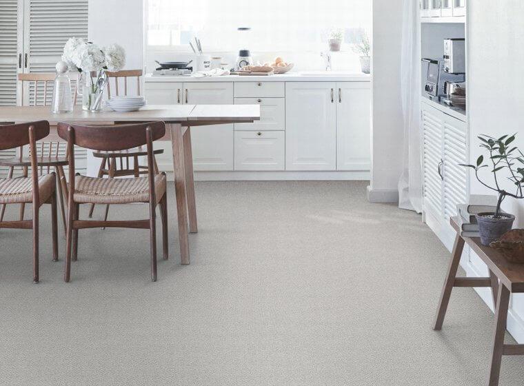 低価格カーペット・絨毯 オーダー対応「BICO/ビコ」は歩行の多い廊下敷きや家具の下敷きにもおすすめ