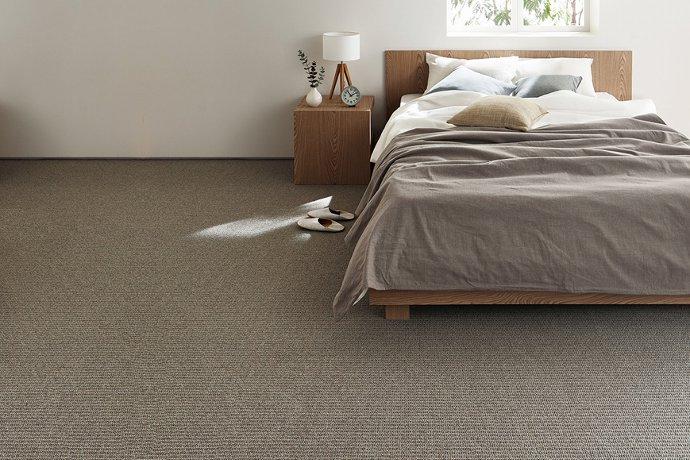 ウールカーペット・絨毯 オーダー対応「BOMBAY/ボンベイ」は自然な色合いのミックスカラー!落ち着いた雰囲気を演出します。