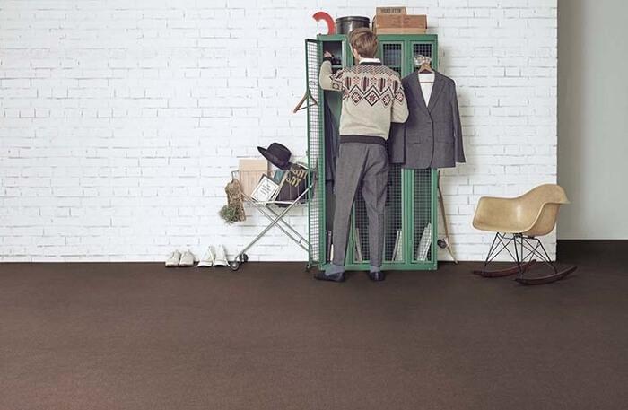 低価格ウールカーペット・絨毯 オーダー対応「DELICA/デリカ」はお手入れのしやすさを実現したポリエステルとウールの混合素材