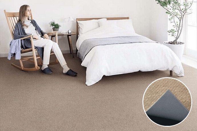 防音遮音LL-35カーペット・絨毯 オーダー対応「ESTA/エスタ」はピアノ室や防音対策に!裏面は発泡ポリウレタン樹脂