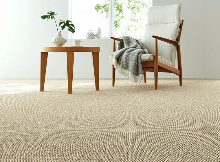 防ダニ日本製カーペット・絨毯 オーダー対応「FEELZ/フィールズ」は抗菌と防炎機能、遊び毛防止で快適空間