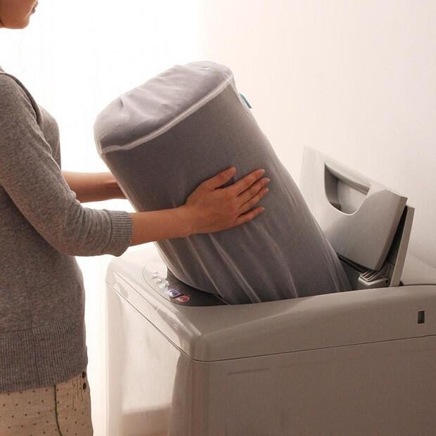 洗濯Ok♪お家の洗濯機で丸洗いしていただけます。
