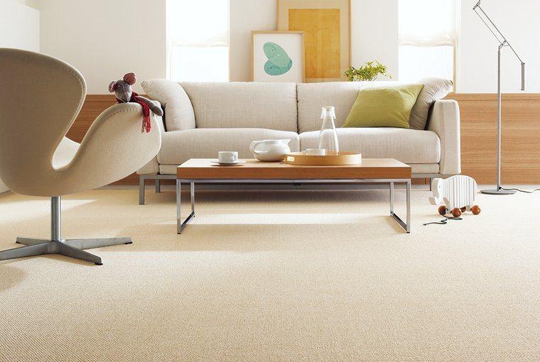 ロングセラーカーペット・絨毯 オーダー対応「MASTER/マスター」は好色あせに強い大きめループパイル