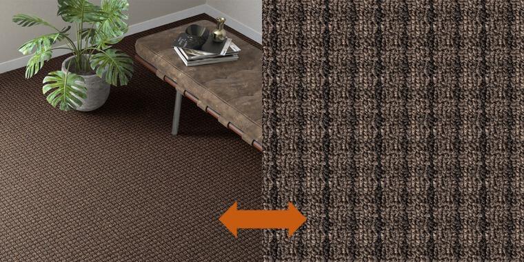 家具類とコーディネートしやすいカーペット