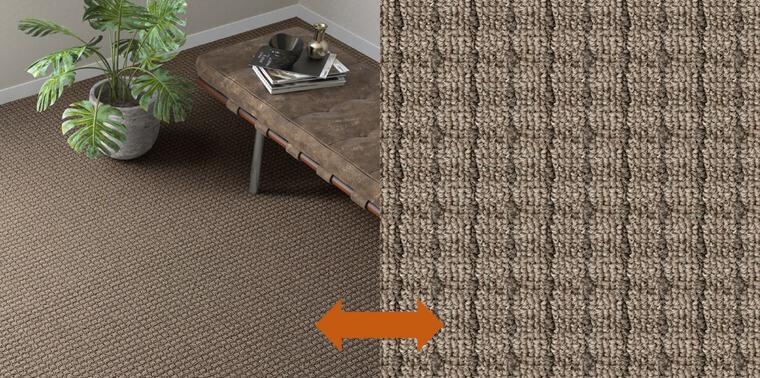 木製の家具類と相性が良いカーペット