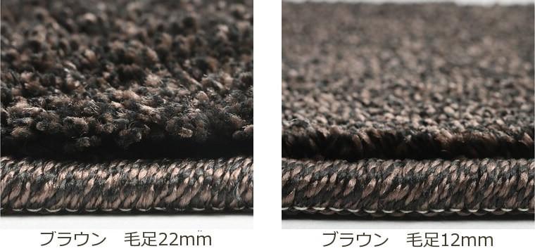 毛足22mm
