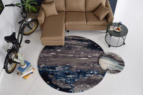 円形ラグ『PLANET/プラネット』の商品画像