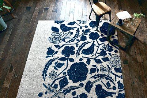 北欧風ラグ『SARA/サラ』の商品画像