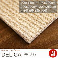ラグ『DELICA/デリカ』の商品画像