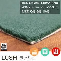 ラグ『LUSH/ラッシュ』の商品画像