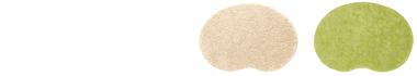 140×200cm 円形×2カラー