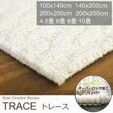 【3色】抗アレルゲンの消臭機能 カーペット『TRACE/トレース』の商品画像