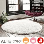 160cm×160cm ラグ『ALTE/アルテ』の商品画像
