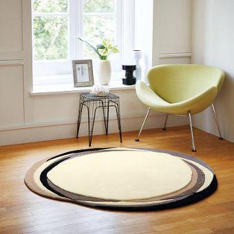 円形ラグマット『BARISTA/バリスタ』の商品画像