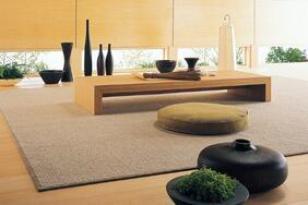 高級ウールカーペット「GRAN/グラン」は和室に最適!オールシーズン使える高品質ウール