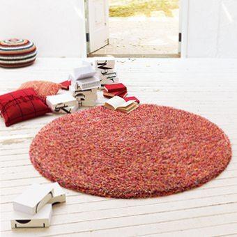 円形ラグマット『KENORE/ケノーレ』の商品画像