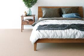 ウールカーペット「LIZARD/レザード」は高級感を演出するドット柄がポイント