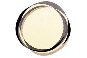 BARISTA/バリスタ  円形ラグマットの生地拡大画像