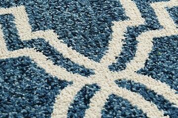 FLEUR/フルール  ベルギー製ラグ・絨毯の生地拡大画像