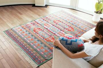 ベルギー産ラグ・マット・絨毯「JERBA/ジェルバ」