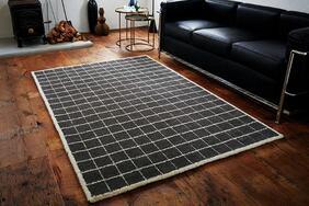 ラグマット「PIXEL/ピクセル」はミッドセンチュリースタイルの家具や雑貨にもぴったり