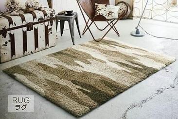 床暖対応防ダニラグ「NEF/ネフ」