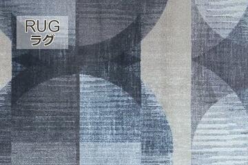 VOILE/ボイル タフテッドラグ・カーペットの生地拡大画像