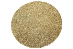 LINIERE/リンネル  円形 床暖対応ラグ・カーペットの生地拡大画像