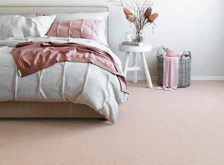 ウール(混)カーペット・絨毯 オーダー対応「ZENOR/ゼナー」は軽くて肌触りが良いオールシーズンタイプ