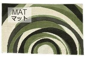 LATTE/ラテ ミニ 玄関マットの商品生地画像