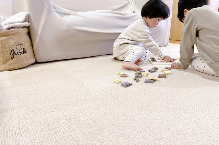 りんあきままさんからのカーペット  CORONE/コロネの投稿写真