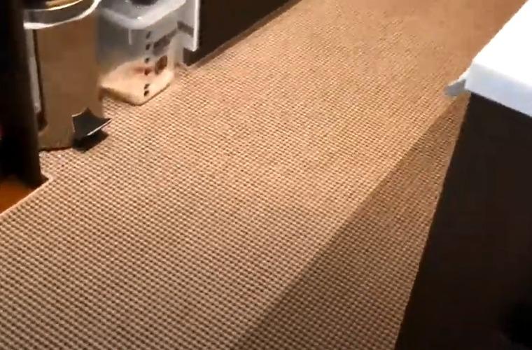 ぴーちゃんさんからのカーペット チェック柄  CALTE/キャルトの投稿写真