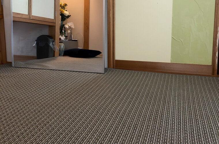 まめさらさんからのカーペット  RIZIN/ライジンの投稿写真