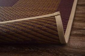 日本製い草カーペットの詳細画像