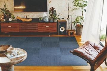 平織りカーペット『GLANZ/グランツ』の商品画像