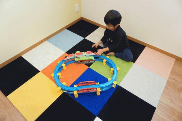 タイルカーペット 40×40cm  カラーパネル