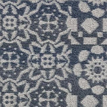 SWEET/スウィート タイルカーペットの商品生地画像