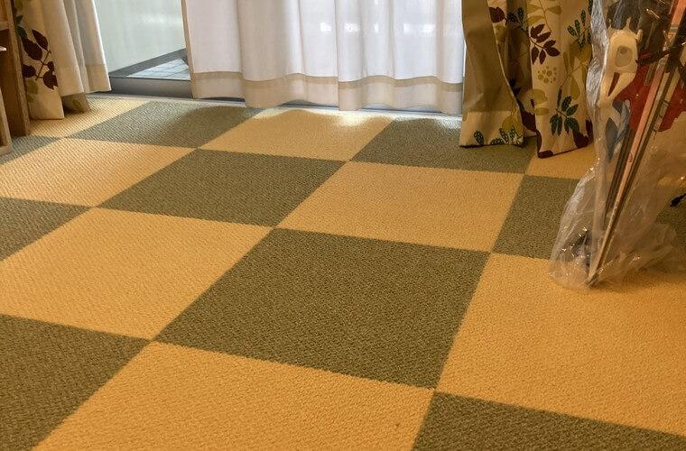 アベニーさんからのタイルカーペット お買得  PITA PANEL/ピタパネルの投稿写真