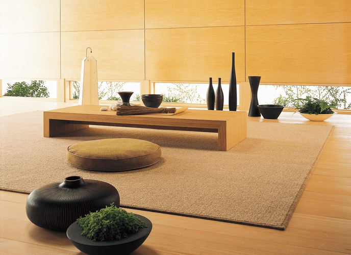 お部屋に合わせて選ぶ和室に最適なカーペット