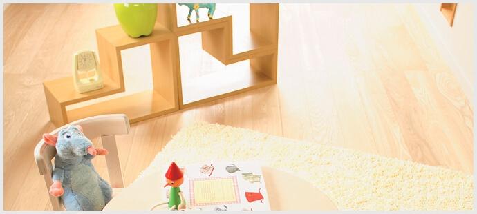 子供部屋に最適なカーペット
